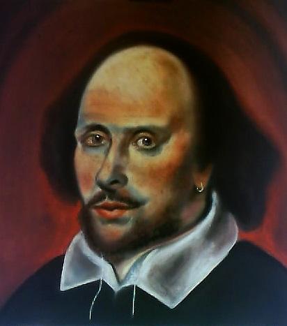 William Shakespeare par Rob